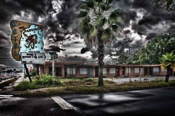 Sandman Motel, 34th Street N.